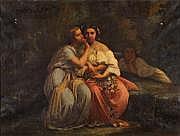 Auguste TOULMOUCHE (Nantes 1829 Paris 1890) La