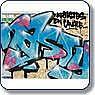 GRAFFITI - STREET ART: NASTY (Né en 1974) - En
