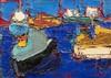 Pierre AMBROGIANI (Ajaccio 1907 - Allauch 1985)  - Paysage, Pierre Ambrogiani, €0