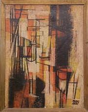 ANDRE Maurice (Paris 1914 - 1985) Composition