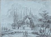 Attribué à Aignan Thomas DESFRICHES (Orléans 1715 - 1800)