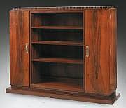 Christian KRASS (1868-1957) Elégant meuble