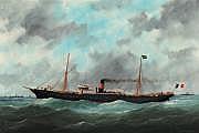 Edouard Marie ADAM, dit Adam du Havre (peintre du