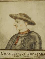 Thierry BELLANGE (Nancy 1594-1638) Portrait