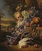 Jan WEENIX (Amsterdam 1640 - 1719) Jeune femme