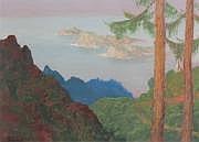 Sigismond JEANES (Nancy 1863 -) Les trois îles.