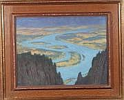 Sigismond JEANES (Nancy 1863 -) Les îles Pastel 48