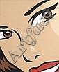 Walter MINUS Adèle Acrylique sur toile pour ce, Walter  Minus, Click for value