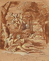 Michel Corneille dit l'ainé (Paris 1642 - 1708)