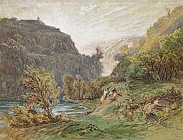 Auguste Paul AnAsTAsi (Paris 1820 - 1889) Vue de