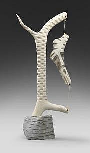 Billie MERKOSAK Shaman.1999. 50 x 25 x 12 cm