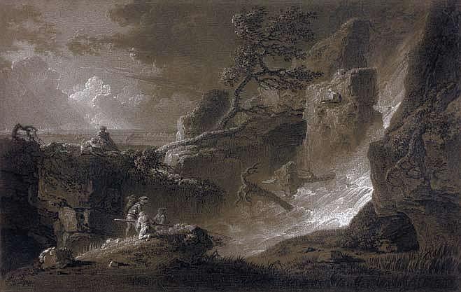 Simon Mathurin LANTARA (Oncy 1729 - Paris 1778)