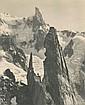Pierre TAIRRAZ (1933-2000) Mont-Blanc: dent du, Pierre Tairraz, Click for value