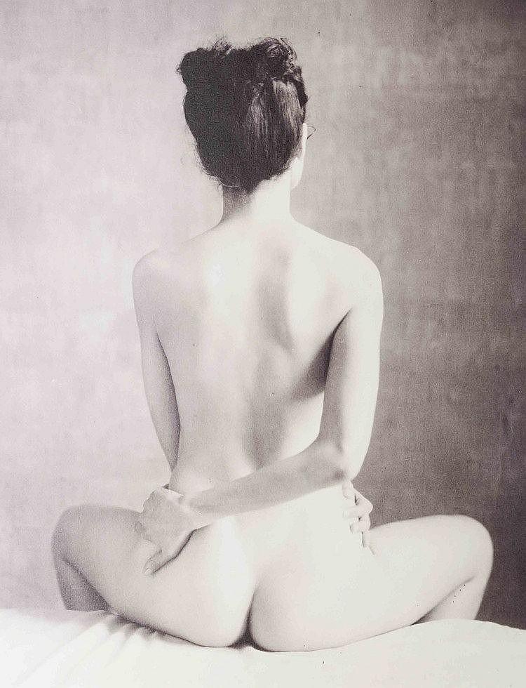 Yvon Le Marlec (1951-2007); Nude, 1990