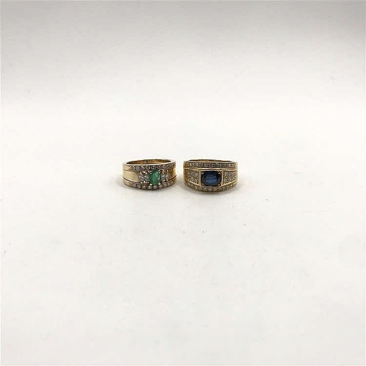 Due anelli