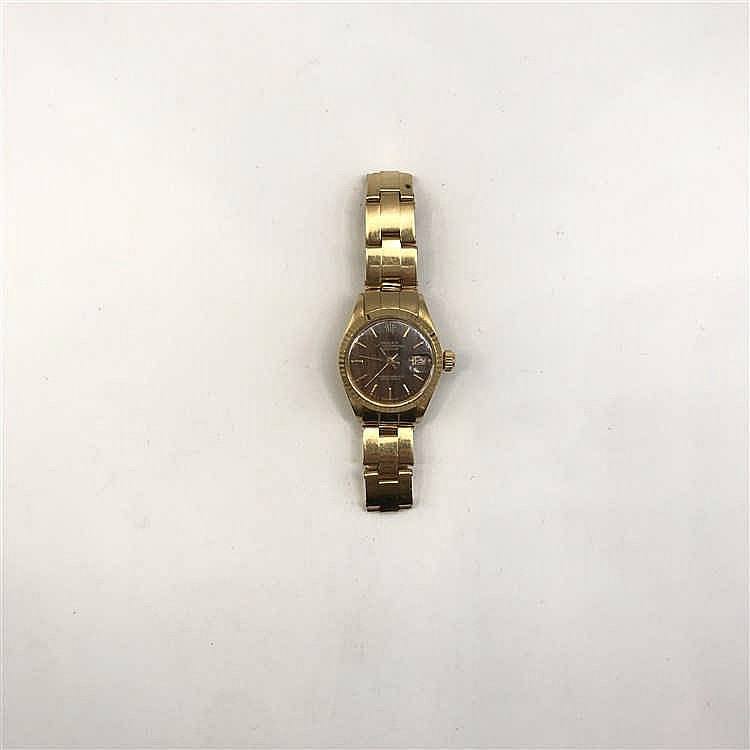 Rolex Oyster Lady Datejust ref. 6917
