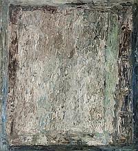Vasco Bendini (Bologna, 1922) Pittura, 1956 olio