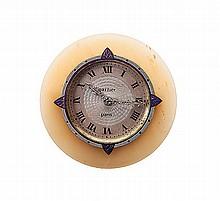 Pendulette Art Nouveau, Cartier
