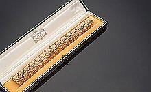 Bracciale in oro giallo 18 kt, Ventrella