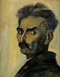 Fernando Puppo (Orvieto 1887 - 1962 ) Ritratto