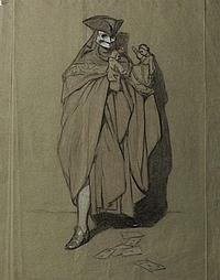 Oscar Ghiglia (Livorno 1876 - Firenze 1945) 'Il