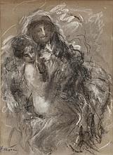 Antonio Mancini (Roma 1852 – 1930)