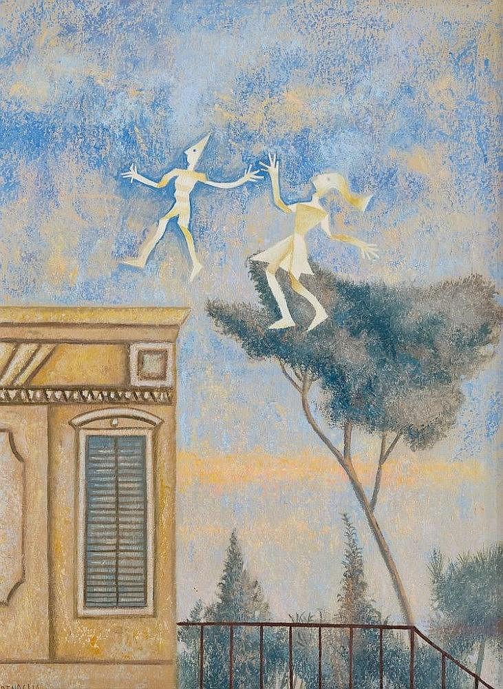 Enrico Benaglia (Roma 1938)