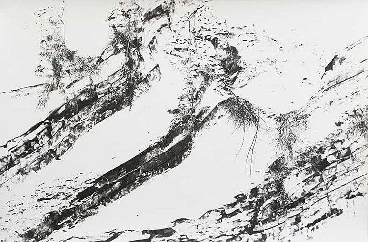 Enzo Carli (b. 1949) Tra visibile ed invisibile, 2000