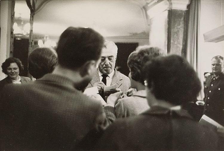 Pierluigi Praturlon (1924-1999) Vittorio De Sica