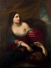 Pittore fiorentino del secolo XVIII, nei modi di Simone Pignoni Giuditta