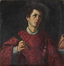 Scuola fiorentina, secolo XVII San Lorenzo