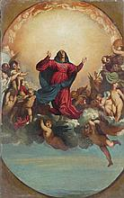 Da Tiziano Vecellio, secolo XIX Assunta