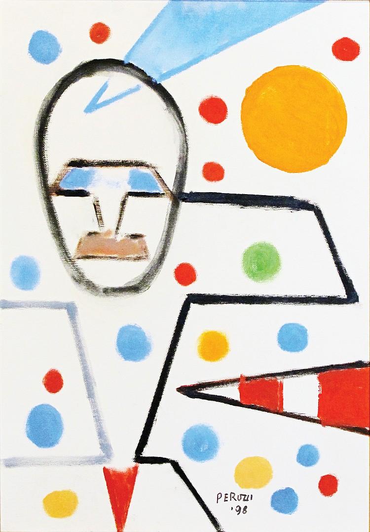 Osvaldo Peruzzi Artwork for Sale at Online Auction | Osvaldo