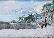 α Clemente Tafuri (Salerno 1903 - Genova 1971) Strada costiera