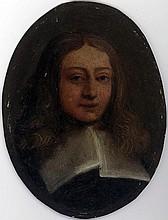 Scuola olandese, metà secolo XVIII Ritratto di giovane prelato