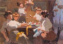 Fabio Cipolla (Roma 1852 - 1935)