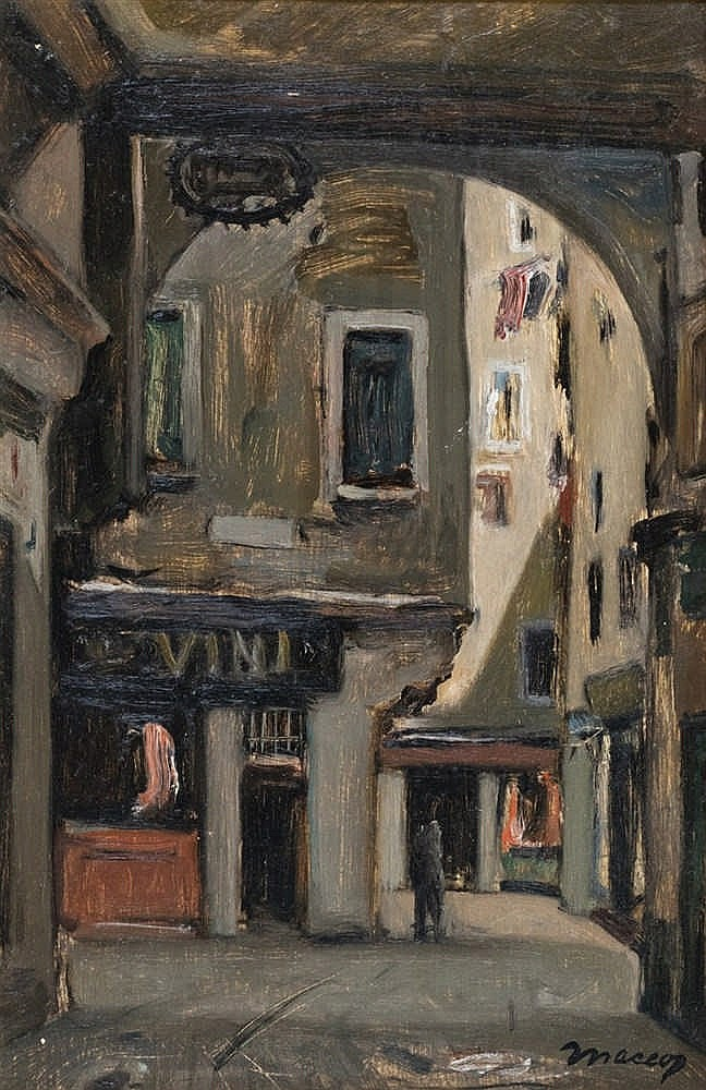 Maceo Casadei (Forlì 1899 – 1992)