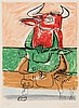 Le Corbusier (La Chaux-de-Fonds 1887 – Roccabruna 1965), Le Corbusier, €1,000