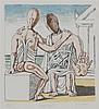 Giorgio de Chirico (Volos 1888 - Roma 1978), Giorgio de Chirico, €600