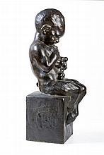 Giovanni Nicolini (Palermo 1872 - Roma 1956) 'Goloso!'