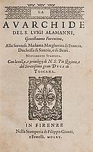 Alamanni, Luigi