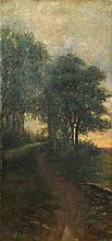 Attribuito a Vittorio Avondo (Torino 1836 - 1910)