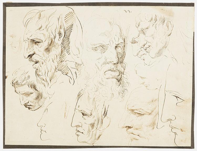Attribuito a Giuseppe Sabatelli (Firenze 1772 - Milano 1850)