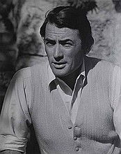 John Engstead (1912-1984) Gregory Peck, ca. 1960