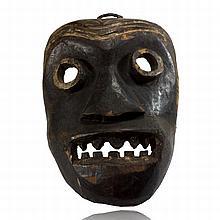 W. Pende Mbangu mask