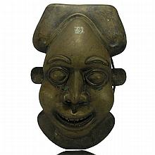 Bamum Metal mask