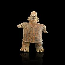 Pre-columbian Nayarit Standing figure
