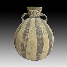 Pre-columbian Chancay Vessel