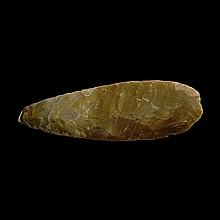 Large Pre-columian Maya Axe