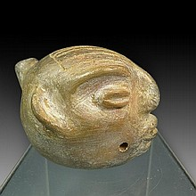 Pre-columbian Costa Rican Head Whistle